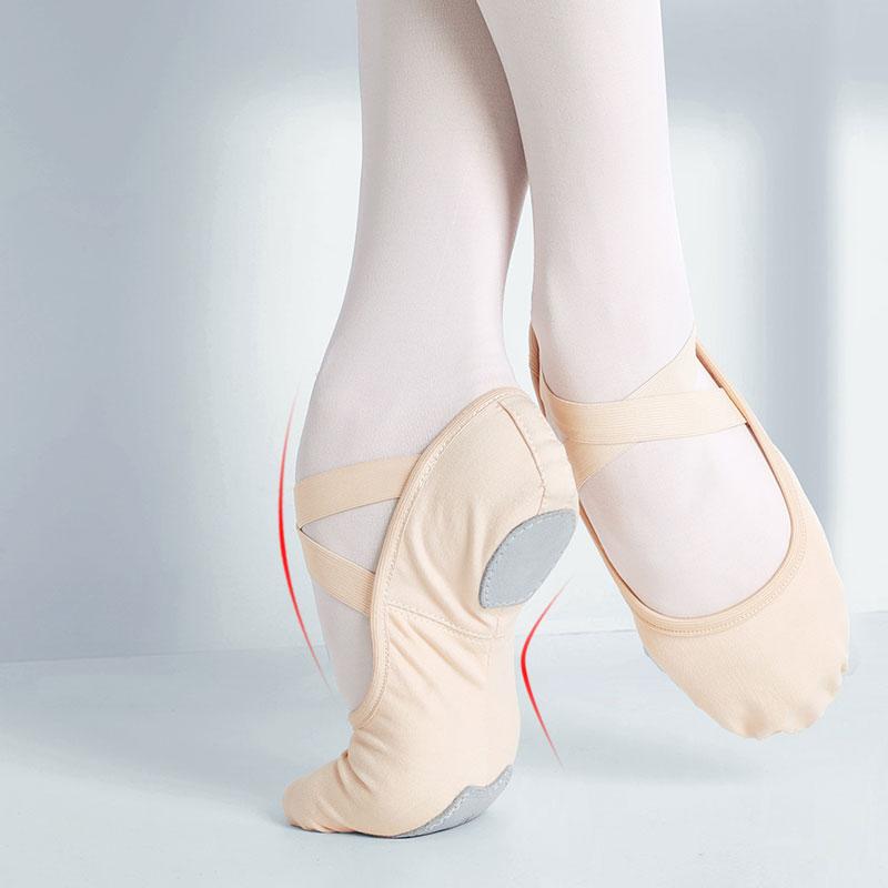 High Stretch Ballet Slippers Women Ballet Shoes