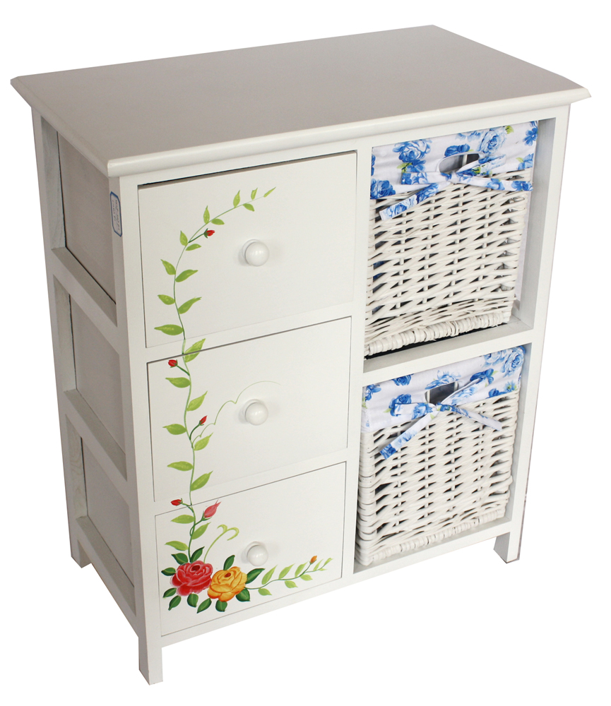 bathroom storage cabinets with wicker drawers wicker chest cabinet bedroom bathroom hallway unit wooden 11720