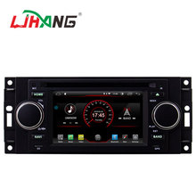 LJHANG Android 9.1 system 2 + 16G <span class=keywords><strong>5</strong></span> zoll bildschirm <span class=keywords><strong>auto</strong></span> video audio <span class=keywords><strong>dvd</strong></span> <span class=keywords><strong>player</strong></span> für CHRYSLER 300C