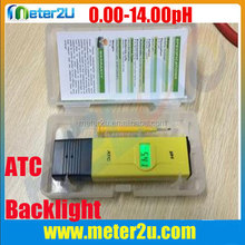 Mini digital pen type PH meter calibration of ph