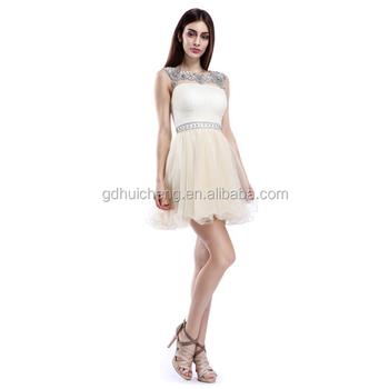 Mode Prom Kleid Für Schöne Mädchen 2016 Neueste Design Weiße ...
