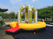 Factory Price Wrecking Ball Sports Game Inflatable Demolition Zone