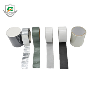 Butyl aluminum Special Adhesive Tape high quality 3m butyl tape self adhesive butyl rubber tape