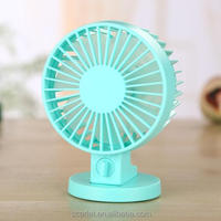 High quality fashion design 4/6 Inch 360 degree rotation portable electric mini usb computer desk fan