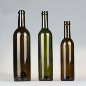 750ml and 1000ml brown glass wine bottles