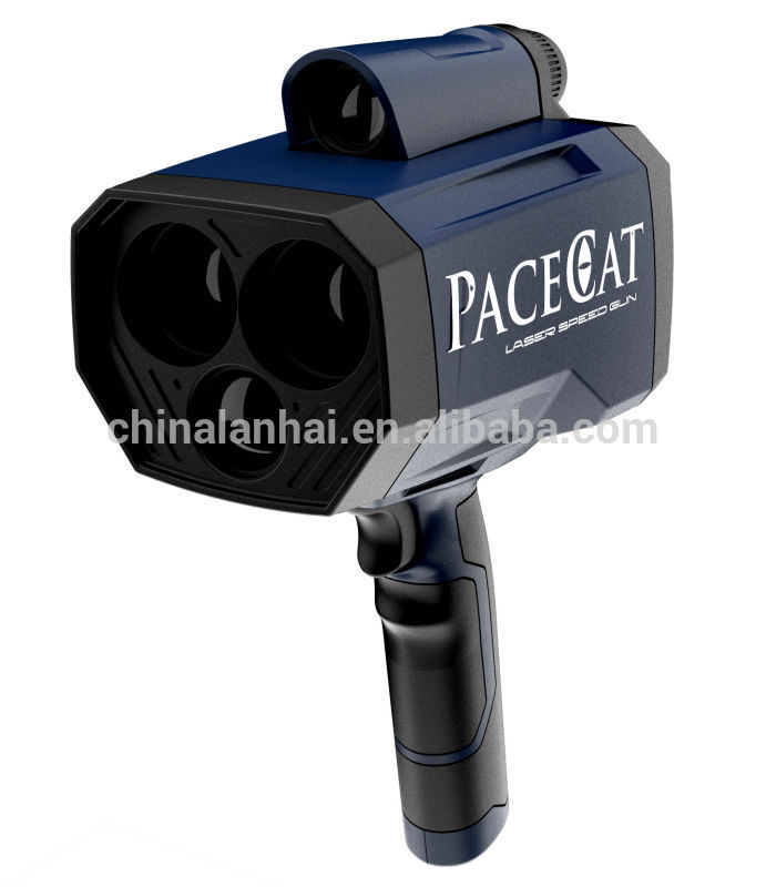 LIDAR speed gun with 2 Mega Pixel Camera