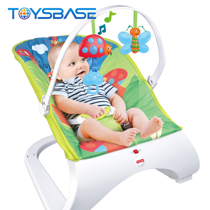 Baby Furniture Qualified Soft Leather Multifunctional Baby Rocking Chair Baby Chair Jumpers Chair Baby