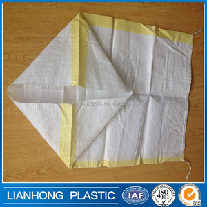 Top design sack made by virgin pp material, polypropylene sack bags on sale, empty pp sack for sand,wheat,rice,feed