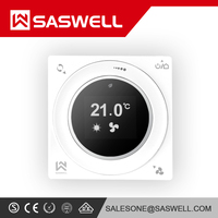 Thermostat PTAC Systems and 3speed Fan Coil Systems Digital