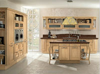 Antique style modular kitchen cabinets for sale
