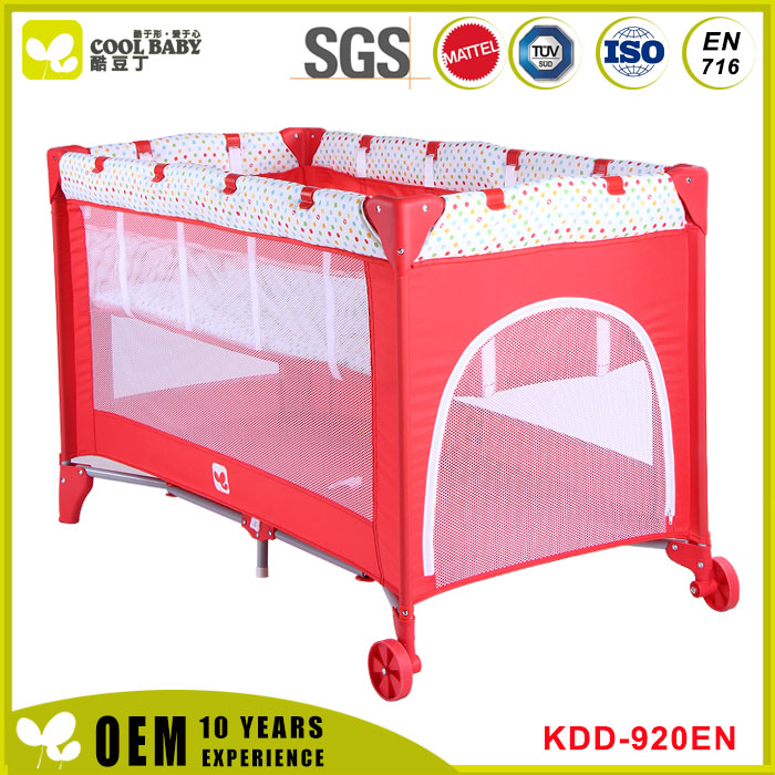 Popular Baby Folding Bed Baby Playpen Baby Natural Bassinet