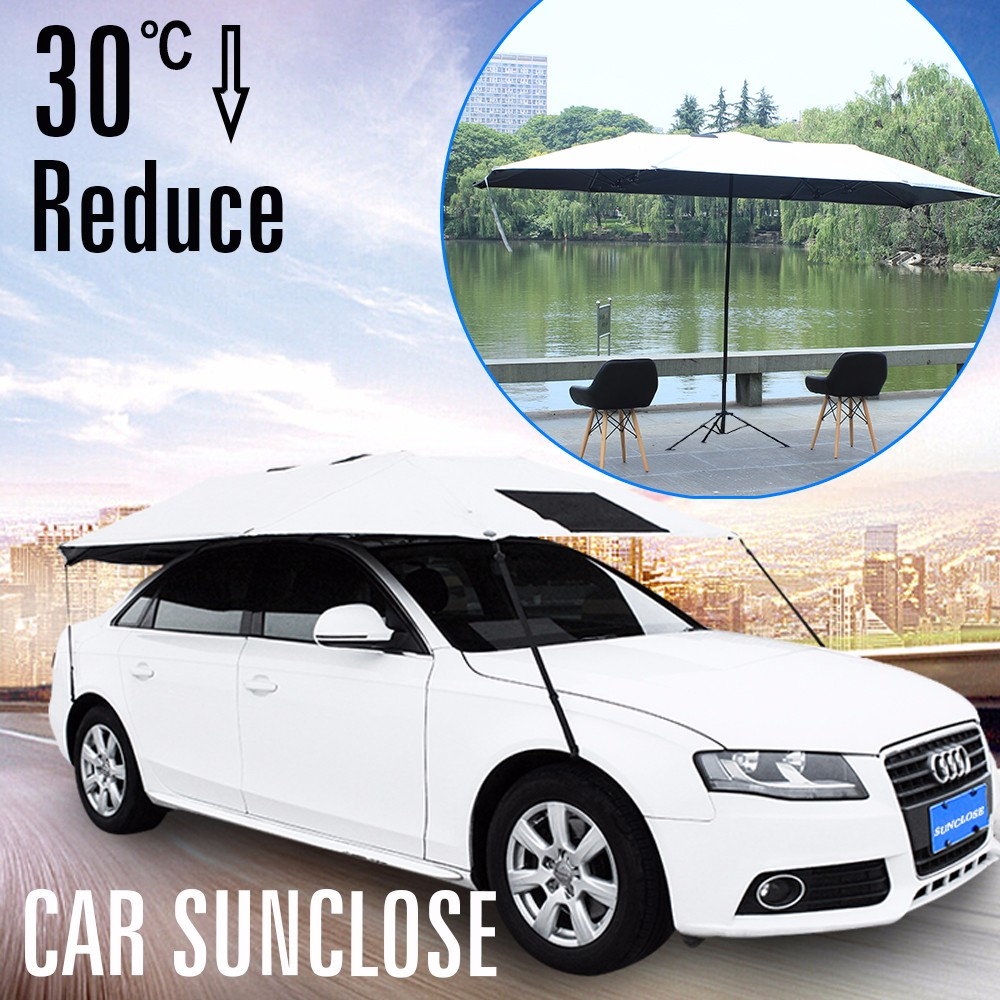 SUNCLOSE Factory baby car window shade, campervan awnings car cover fabric custom exterior accessories