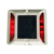 Highway 3M road side plastic traffic road divider reflector/colored aluminum horseshoe road marker reflector