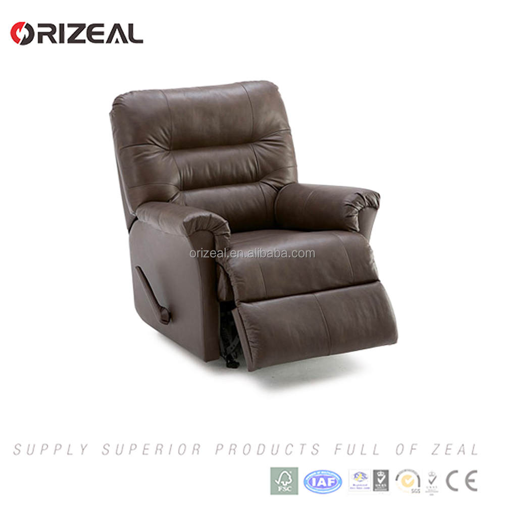 3 seater soft and comfortable florence knoll tweezits leather recliner sofa