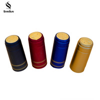 Pet Heat Printed Perforated Cheap Price Water Bottle Cap Shrink Wrap Sleeves Labels For Pipes
