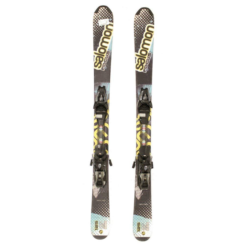Buy Vintage Olin 671 Skis Salomon 377 Bindings And Ski Tot