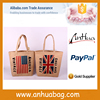 Factory professional prices of jute bag
