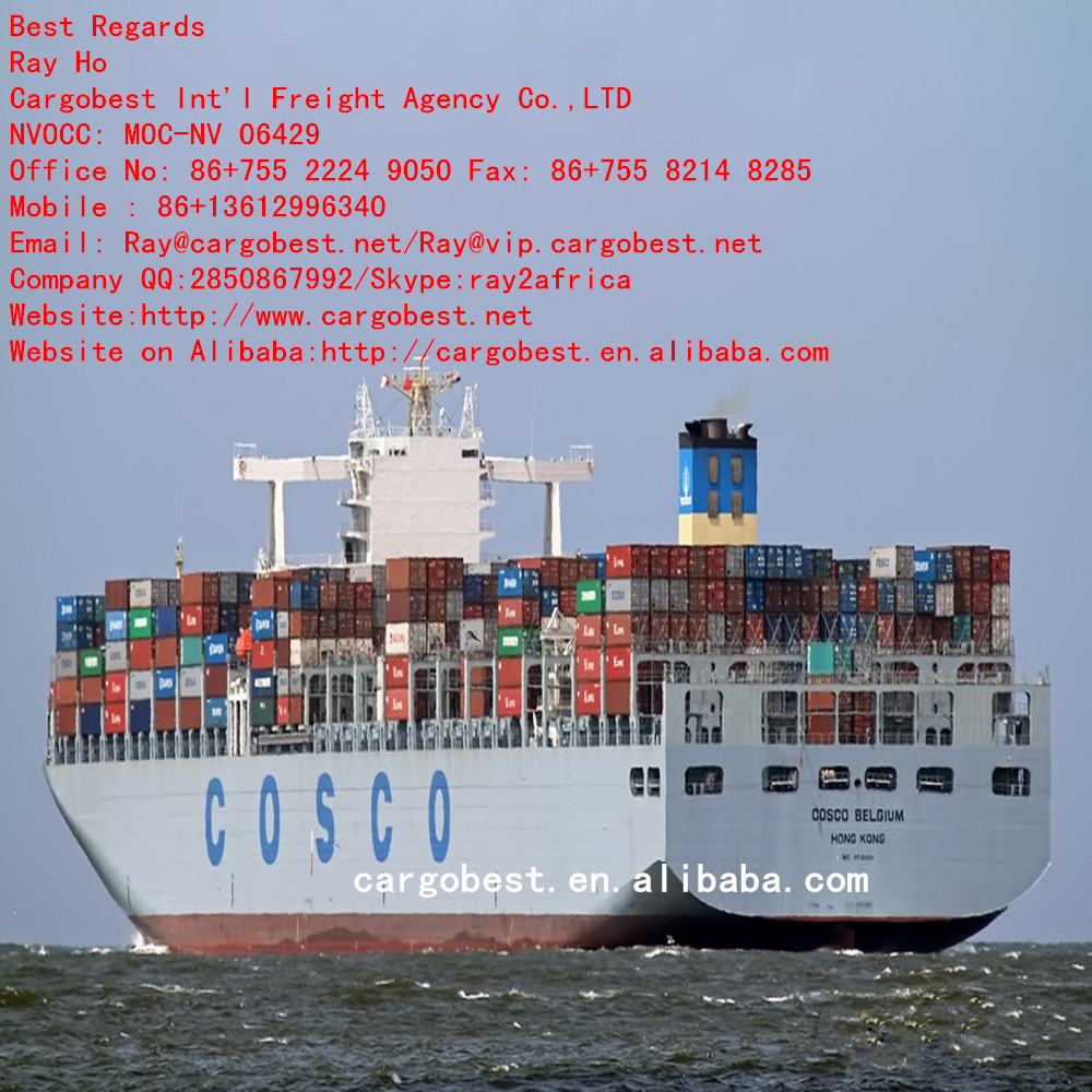 sea freight charges Shenzhen China to Jakarta Indonesia sea freight logistics freight forwarder shipping agent