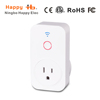 wifi/ zigbee/bluetooth plug in control light Wi-Fi smart plug wifi socket