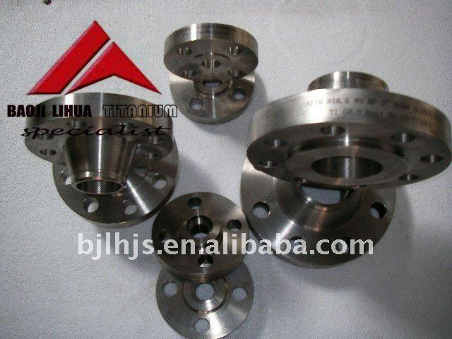 Providing forging Gr7 titanium flange with DN10-DN3000mm