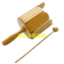 Brand new kids toys wooden sound tube kids percussion instrument kids educational toys kids musical instruments