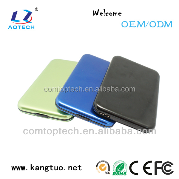 "free screws laptop hdd caddy 2.5"" usb3.0 external hard disk 1tb sata 2.5 hdd case"