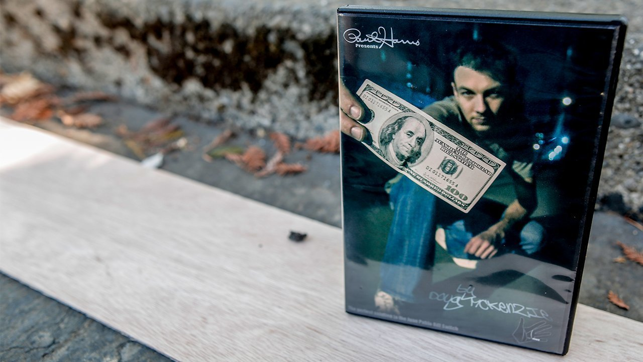 Paul Harris Presents Juan Hundred Dollar Bill Switch (with Hundy 500 Bonus) by Doug McKenzie