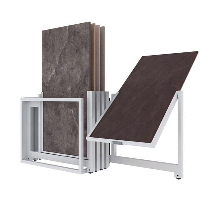 Rotating Display Stand Ceramic Tile