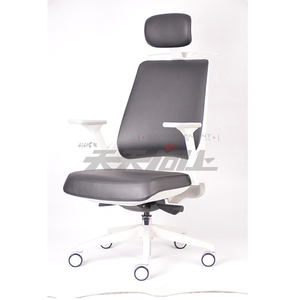 ON-04AG export to USA high back PU fabric flexible swivel office chairs 160kg 150kg