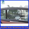 custom printed car sun shades bus sunshade visor clip for sunglasses