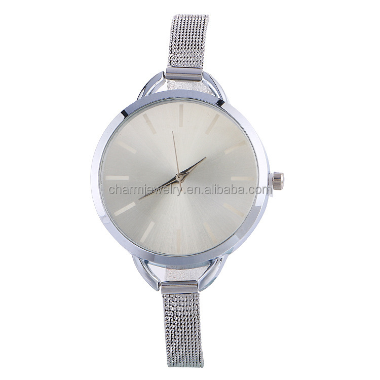 Women's Watches Casual Quartz Luxury Dress Watches Big Face Small Alloy Ban Watch BWL294