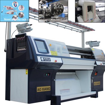Factory Hot Sales Flat Sweater Knitting Machine Price For Factory