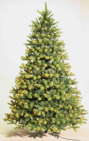 Artificial led christmas tree supplier,christmas Pre-lit tree factory