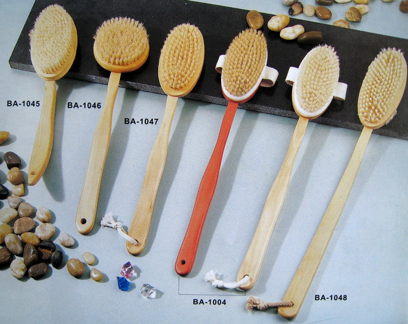 Bamboo Massage Hair Comb, Custom Hair Brush For Women
