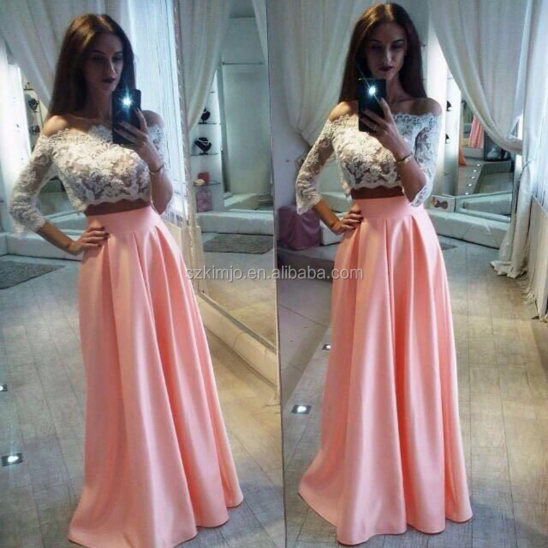Two Piece Prom Dress, Two Piece Prom Dress Suppliers and ...