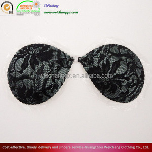 Women hot sexy self adhesive silicone one piece seamless invisible bra
