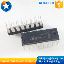 Stepper Motor Driver PUSH-PULL FOUR CHANNEL DIP L293D