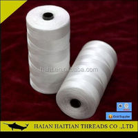 Deyed color High Quality Standard Fast Delivery polyester thread Wholesaler from china