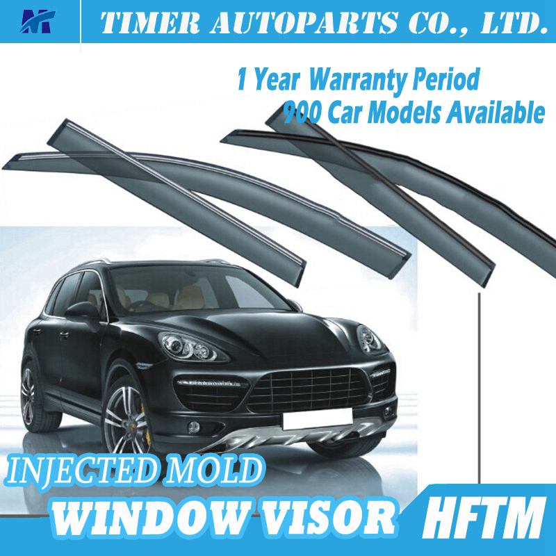 auto vent shade for Porsche Cayenne S 2011