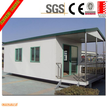 Casas Modulares Prefabricadas Baratas Modular Prefab House Low ...