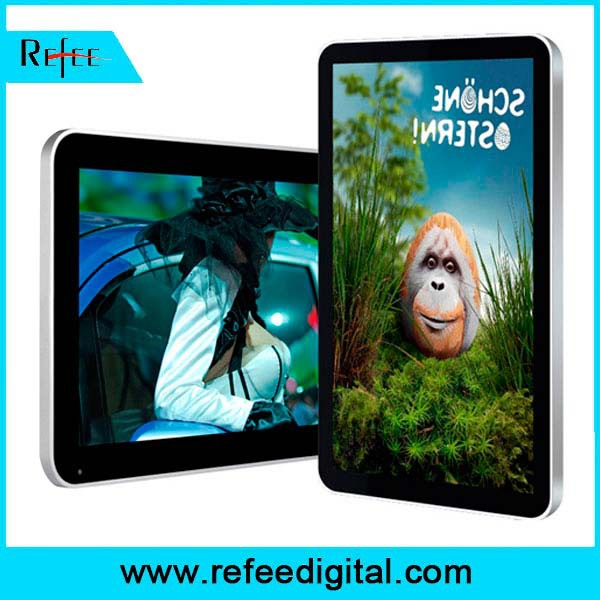lcd screen Android advertising signs, capacitive touch screen monitor