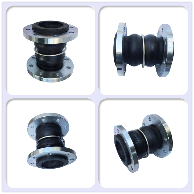 EPDM Flexible Expansion Joints With Tie Rod
