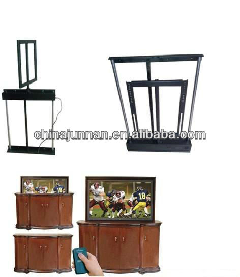 "High quality 32""-50"" motorized plasma TV lift/LCD monitor lift"
