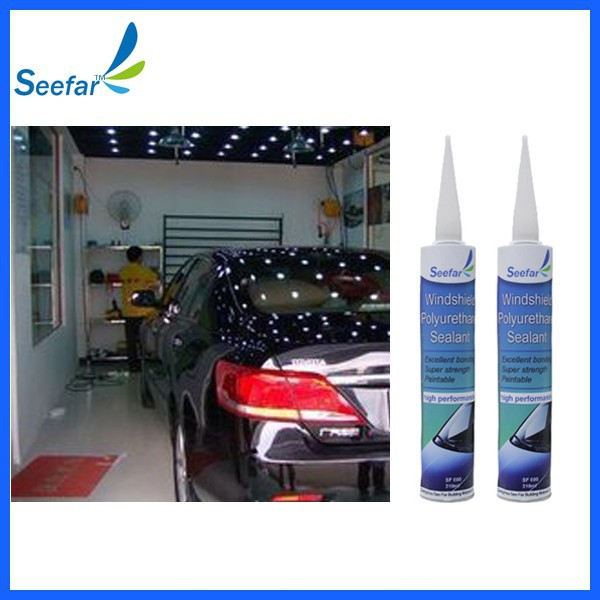 vehicle aftermarket windscreen polyurethane adhesive urethane adhesive