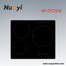Double Plate Infrared Cooker/Embeddable Two Burners Induction Hob/Electric Ceramic Stove