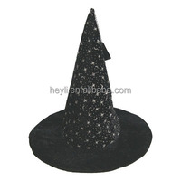 2016 hot sale Halloween party Witch Hats Halloween party costume accessories