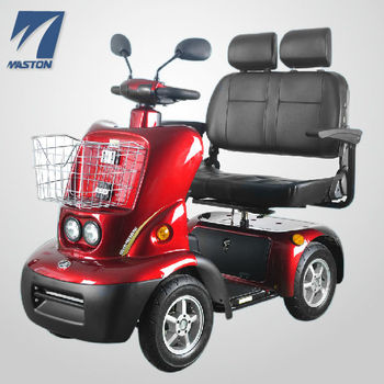 Double Seats Heavy Duty Mobility Scooter Buy Mobility