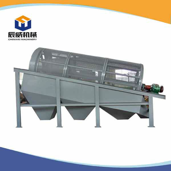Chenwei made Solid Waste Recycling drum sieve replacements