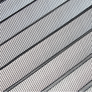 High quality fiberglass folding accordion window screen