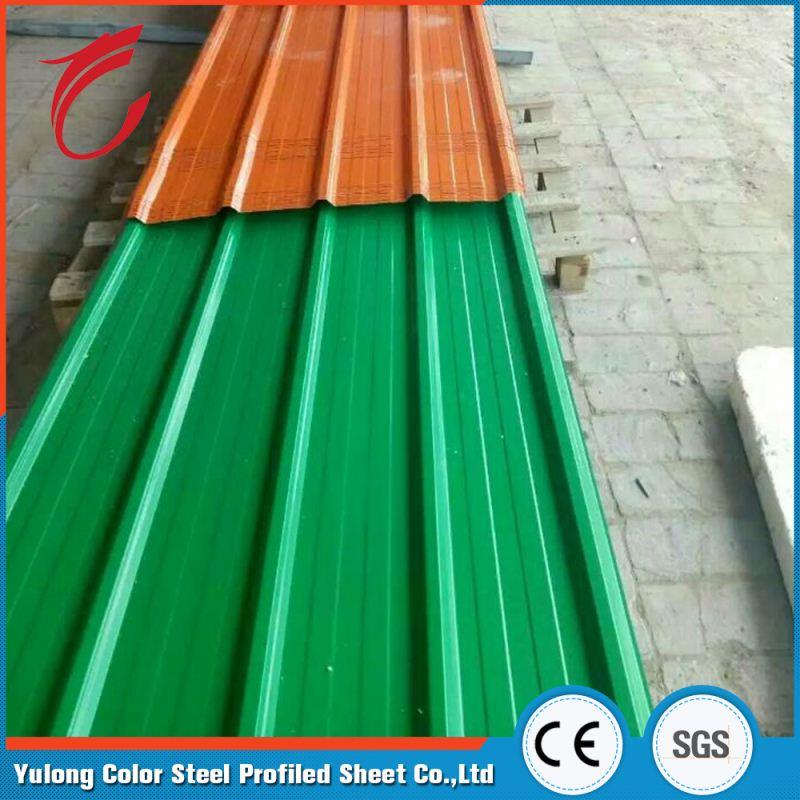 Licht gewicht kleur zink kleur gecoat fronsen dakbedekking staalplaat stalen platen product id - Kleur schilderij zink ...